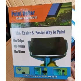 Kuas Cat Tembok Paint Runner Pro Roller 5 in 1 - Blue - 8