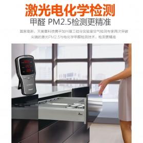 Air Quality Formaldehyde Detector Sensor PM1.0 PM2.5 PM10 HCHO - WP6910 - Black - 3