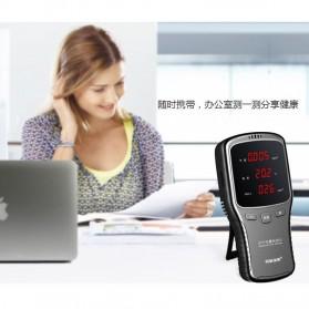 Air Quality Formaldehyde Detector Sensor PM1.0 PM2.5 PM10 HCHO - WP6910 - Black - 7