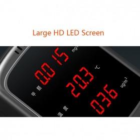 Air Quality Formaldehyde Detector Sensor PM1.0 PM2.5 PM10 HCHO - WP6910 - Black - 8