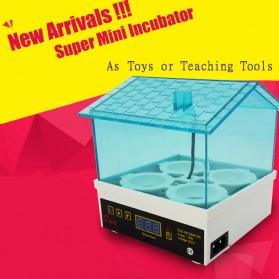Mainan Edukasi Mesin Penetas Telur Mini Egg Incubator - YZ-32S - 7