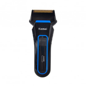 Kemei Alat Cukur Elektrik Nose Ear Hair Style Eyebrow Trimmer - KM-2016 - Black - 2