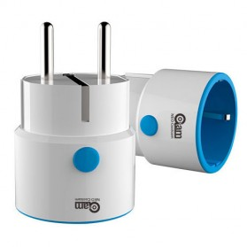 NEO COOLCAM Z-Wave WiFi Smart Socket EU Plug - White