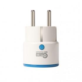 NEO COOLCAM Z-Wave WiFi Smart Socket EU Plug - White - 2