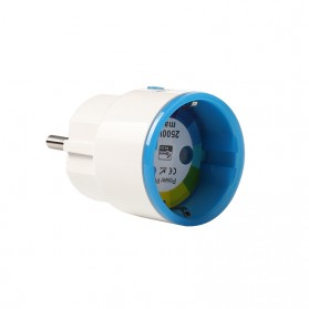 NEO COOLCAM Z-Wave WiFi Smart Socket EU Plug - White - 4