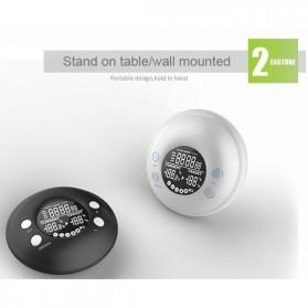 Okaylight Stop Kontak Wireless Thermostat Temperatur - OPS200+OTS200 - White - 2