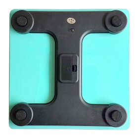 Taffware Digipounds Timbangan Badan Mini Digital 180Kg - SC-11 - Blue - 3