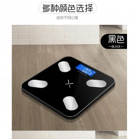 Taffware Digipounds Timbangan Badan Digital Gym Health Scale USB Rechargeable Version - SC-15 - White - 4
