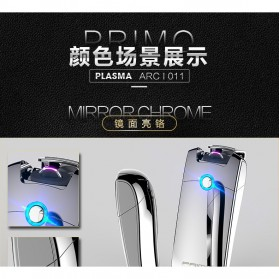 PRIMO Korek Api Elektrik Pulse Plasma Arc Lighter - USB-011 - Multi-Color - 7