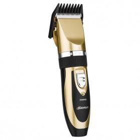 BaoRun Electric Shaver Alat Cukur Elektrik - 938 - Golden