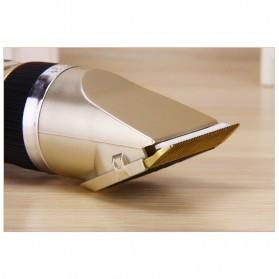 BaoRun Electric Shaver Alat Cukur Elektrik - 938 - Golden - 5