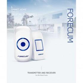 Forecum Alarm Pintu Wireless Waterproof - F8 - White - 2