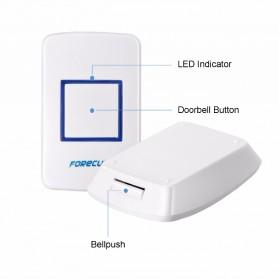 Forecum Alarm Pintu Wireless Waterproof - F8 - White - 4