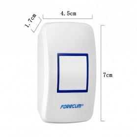 Forecum Alarm Pintu Wireless Waterproof - F8 - White - 5