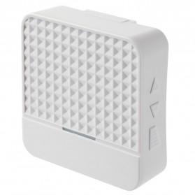 Forecum Alarm Pintu Wireless Waterproof dengan Solar Power - D009 - White - 5