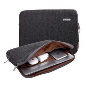Kayond Waterproof Sleeve Case for Laptop 17 Inch - AK003030 - Black