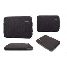 WIWU Waterproof Sleeve Case for Laptop 14 Inch - AK003030 - Black - 3