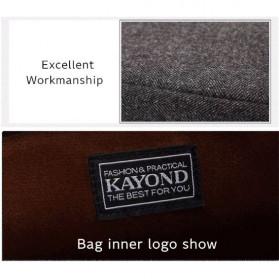 WIWU Waterproof Sleeve Case for Laptop 14 Inch - AK003030 - Black - 5