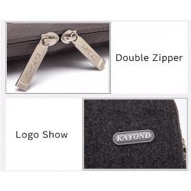WIWU Waterproof Sleeve Case for Laptop 14 Inch - AK003030 - Black - 6