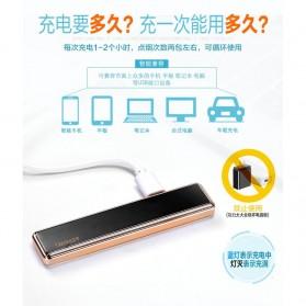 Focus Ciger Korek Elektrik Heating Coil Rechargeable - JD-YQ016 - Black - 3
