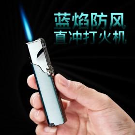 Firetric Focus Korek Api Butane Compact Torch Lighter - JD-F102 - Black - 3