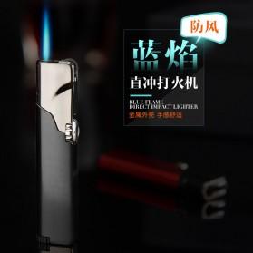 Firetric Focus Korek Api Butane Compact Torch Lighter - JD-F102 - Black - 5