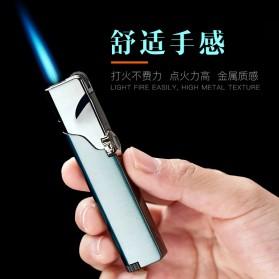 Firetric Focus Korek Api Butane Compact Torch Lighter - JD-F102 - Black - 6
