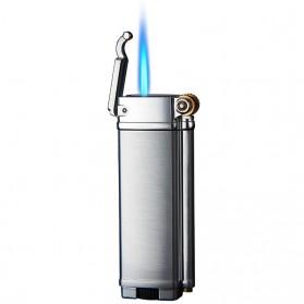Firetric Focus Korek Api Butane Compact Torch Lighter Windproof - L1099 - Black - 4