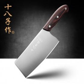 SHIBAZI Pisau Dapur Chef Profesional - S2308-B - Silver