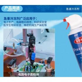 Sunto Freeze Spray Aerosol Coolant System 284g - 5
