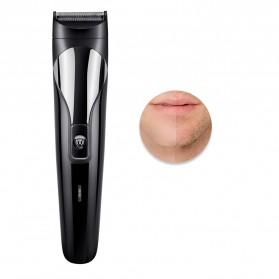 Shinon Alat Cukur Elektrik 6 in 1 Hair Trimmer Shaver - SH-1711 - Black - 6