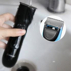 Shinon Alat Cukur Elektrik Hair Trimmer Shaver - SH-2251 - Black - 2