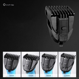 Shinon Alat Cukur Elektrik Hair Trimmer Shaver - SH-2251 - Black - 5