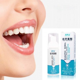 Baking Soda Serum Pemutih Gigi Teeth Whitening Dazzling Bright 60ml - 1