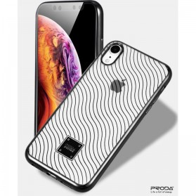 Proda Mouss Series Casing TPU Case for iPhone XS Max - Blue - 3
