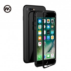 WK Magneto Glass Case for iPhone XS Max - Black