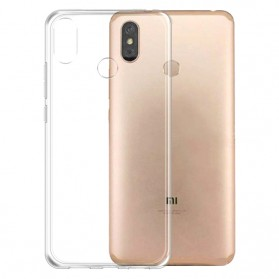 Ultra Thin TPU Case for Xiaomi Mi Max 3 - Transparent