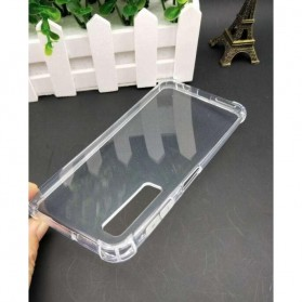 Anti Crack Case for Samsung Galaxy A7 2018 - XM18379 - Transparent - 2