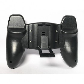 Smartphone Gamepad Hand Grip Holder with Stand & Joystick - JL01 - Black - 9