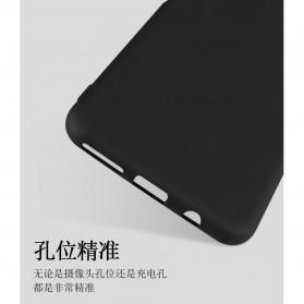 Matte Hard Case for Samsung Galaxy A7 2018 - S101 - Black - 4