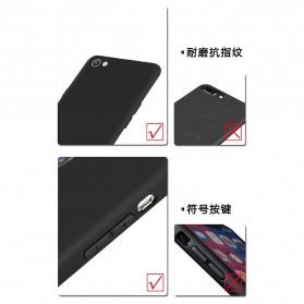 Matte Hard Case for Samsung Galaxy A7 2018 - S101 - Black - 5