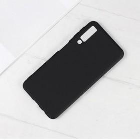 Matte Hard Case for Samsung Galaxy A7 2018 - S101 - Black - 6
