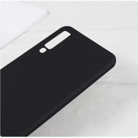 Matte Hard Case for Samsung Galaxy A7 2018 - S101 - Black - 8
