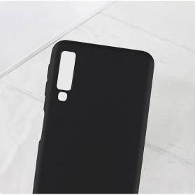 Matte Hard Case for Samsung Galaxy A7 2018 - S101 - Black - 9