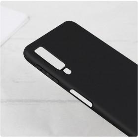 Matte Hard Case for Samsung Galaxy A7 2018 - S101 - Black - 10