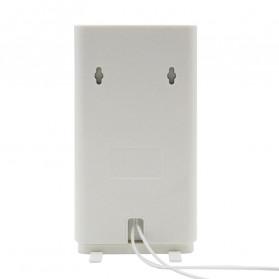Oserjep MIMO External Antena 3G 4G LTE Dual SMA Connector 700-2600mhz 88dBi - White - 4