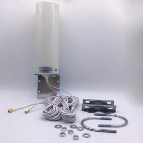 JX Antena Eksternal 3G 4G LTE 28dBi Konektor SMA - JX4 - White - 10
