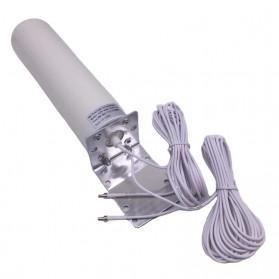 JX Antena Eksternal 3G 4G LTE 28dBi Konektor SMA - JX4 - White - 2