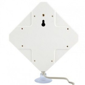 4G LTE MIMO External Antenna for Modem Routers - Dual TS9 Connector - White - 3