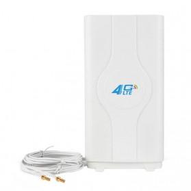 Omni Minimax G45 Antena Eksternal 4G LTE 45dBi dengan Konektor TS9 - White - 2